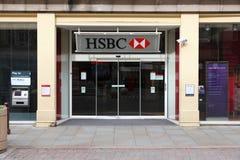 Banque de HSBC Image stock
