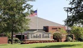 Banque de Lindell, Saint Louis, MOIS Image stock
