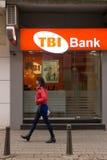 Banque de TBI à Sofia, Bulgarie Image libre de droits