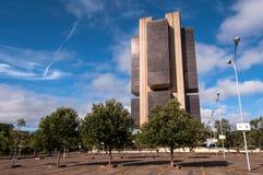 Banque du Brésil centrale image libre de droits