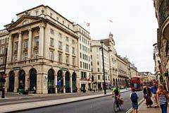Banque Piccadilly Londres Westminster R-U de Lloyds Images libres de droits