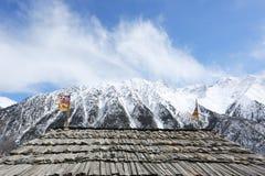 Banques de Ranwuhu des personnes tibétaines Photo stock