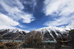 Banques de Ranwuhu des personnes tibétaines Images stock