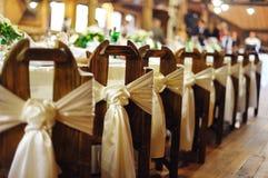 Banquet. Wedding banquet  in a restaurant Stock Photography