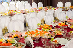 Banquet royalty free stock image