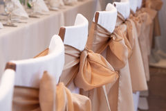 Banquet decoration Royalty Free Stock Images