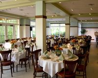 Banquet dining Royalty Free Stock Images