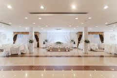 Banquet Hall Royalty Free Stock Photos