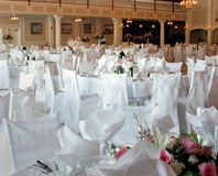 Banquet Hall 2 Stock Photography