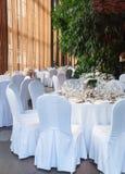 Banquet Hall Photographie stock libre de droits
