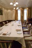 Banquet-hall Stock Image