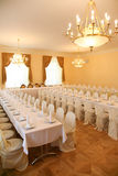 Banquet hall Royalty Free Stock Images
