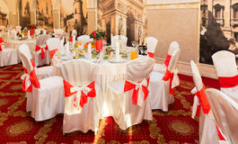 Banquet hall Stock Photos