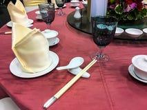 Banquet/restauration Image stock