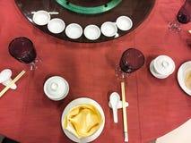 Banquet/restauration Photographie stock libre de droits