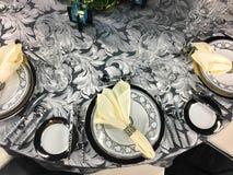 Banquet/restauration Photo libre de droits