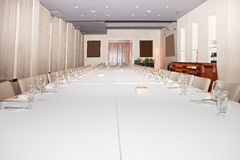 Banquet room Stock Photos
