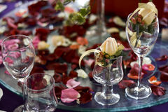 Free Banquet Table Royalty Free Stock Images - 8725079