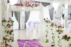 Banquet wedding Royalty Free Stock Images