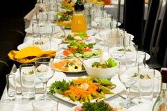 Banquete imagen de archivo
