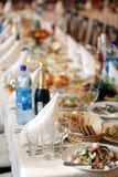 Banquete Imagen de archivo libre de regalías