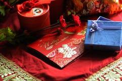 Banquete de boda Fotografía de archivo libre de regalías