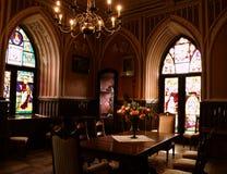 Banquete medieval Imagenes de archivo