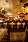 Banquete Pasillo Foto de archivo libre de regalías