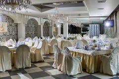 Banquete Pasillo Fotos de archivo