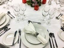 Banquete/restauração Fotos de Stock