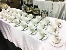 Banquete/restauração Imagens de Stock Royalty Free