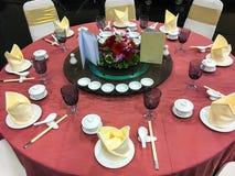 Banquete/restauração Imagem de Stock