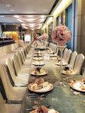 Banquete Wedding Fotos de archivo