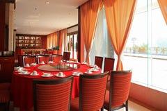 Banqueting corridoio Fotografia Stock Libera da Diritti