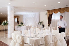 Banqueting Hall Royalty Free Stock Photo
