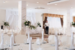 Banqueting Hall Royalty Free Stock Images