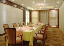 Banqueting o salão Foto de Stock Royalty Free