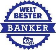 Banquier Money du ` s du monde le meilleur illustration de vecteur