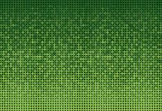 Banret av gröna paljetter blänker mousserar upprepning royaltyfri illustrationer