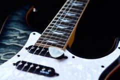 Banshee 6 di Schecter - chitarra elettrica estrema immagine stock