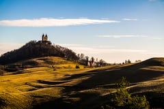 BanskÃ-¡ Åtiavnica Slowakei stockbild