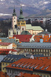 Banska Bystrica photographie stock