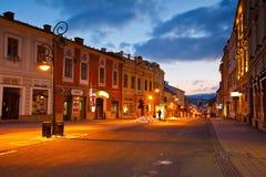 Banska Bystrica stock fotografie