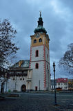 Banska Bystrica 免版税库存照片