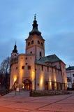 Banska Bystrica 库存照片