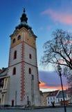 Banska Bystrica 免版税库存图片