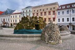 Banska Bystrica. Stock Photo