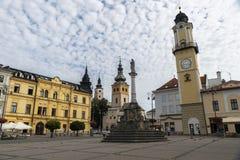 Banska Bystrica, Slovacchia Fotografia Stock
