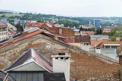 Banska Bystrica, Slovacchia Immagini Stock Libere da Diritti