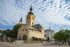 banska bystrica Slovakia Zdjęcia Royalty Free